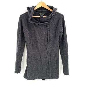 The North Face Cotton Wrap Tunic Cotton Jacket